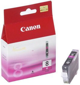 Canon CLI-521M Magenta Single Ink Cartridge