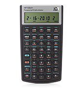 HP 10BII Plus Financial Calculator (Algebraic)