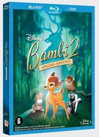 Bambi 2 (Blu-ray/DVD combo)
