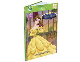 LeapFrog - Tag Beauty & the Beast Activity Book