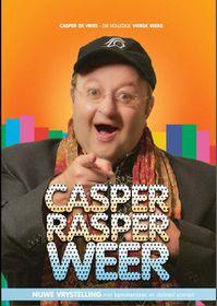 Casper Rasper Weer (DVD)