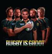 Rugby Is Groot - Various Artists (CD)