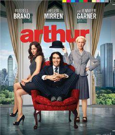 Arthur (2011)(Blu Ray)