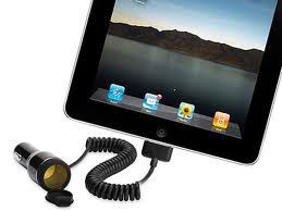 Griffin PowerJolt Plus Car Charger For iPad & iPhone - Black