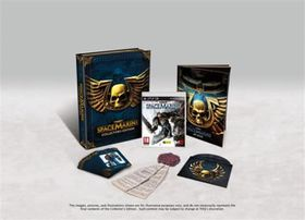 Warhammer 40,000: Space Marine Collector's Edition (PS3)*EOL