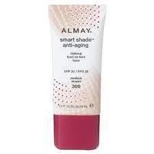 Almay Smart Shade Anti AgingMake Up 30ml Light