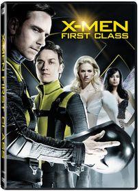 X-Men: First Class (2011)(DVD)