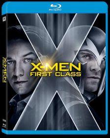 X-Men: First Class (2011)(Blu-ray)