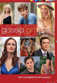 Gossip Girl Season 4 (DVD)