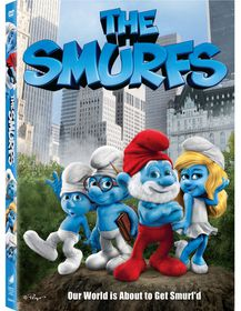 The Smurfs (2011)(DVD)