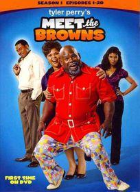 Meet the Browns:Season 1 - (Region 1 Import DVD)