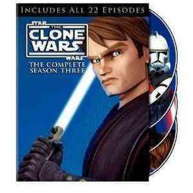 Star Wars:Clone Wars Season Three - (Region 1 Import DVD)