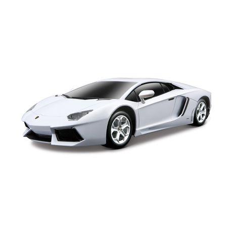 Maisto 1 24 R C Lamborghini Aventador Lp700 4 White Buy Online