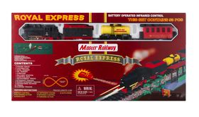 Golden Bright - 53 Piece Royal Express Wireless Remote Control