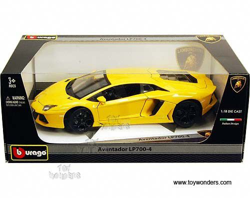 bburago scale 1 18 lamborghini aventador lp700 4 yellow buy online in south africa. Black Bedroom Furniture Sets. Home Design Ideas