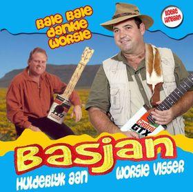 Basjan - Baie Baie Dankie Worsie (CD)