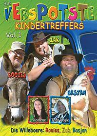 Verspotste Kindertreffers - Verskeie - Vol.1 (DVD)