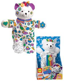 Alex Toys - Colour and Cuddle Washable Bear