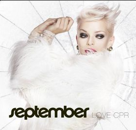 September - Love CPR (CD)