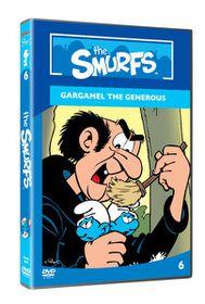 Smurfs Season 1 Vol 6: Gargamel the Generous (DVD)