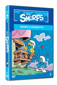 Smurfs Season 1 Vol 3: Remeo & Smurfette (DVD)