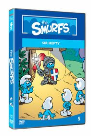 Smurfs Season 1 Vol 5: Sir Hefty (DVD)