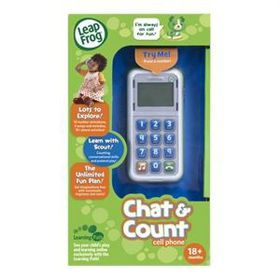 LeapFrog - Chat & Count CellPhone
