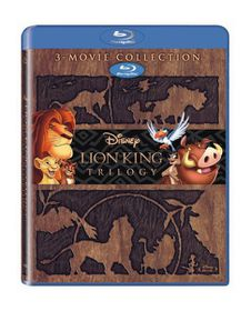 Lion King 1-3 Box Set (Blu-ray)
