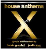 House Anthems - Vol.10 - Various Artists (CD)