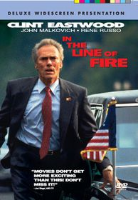 In The Line Of Fire (Collectors Edition) - (DVD)