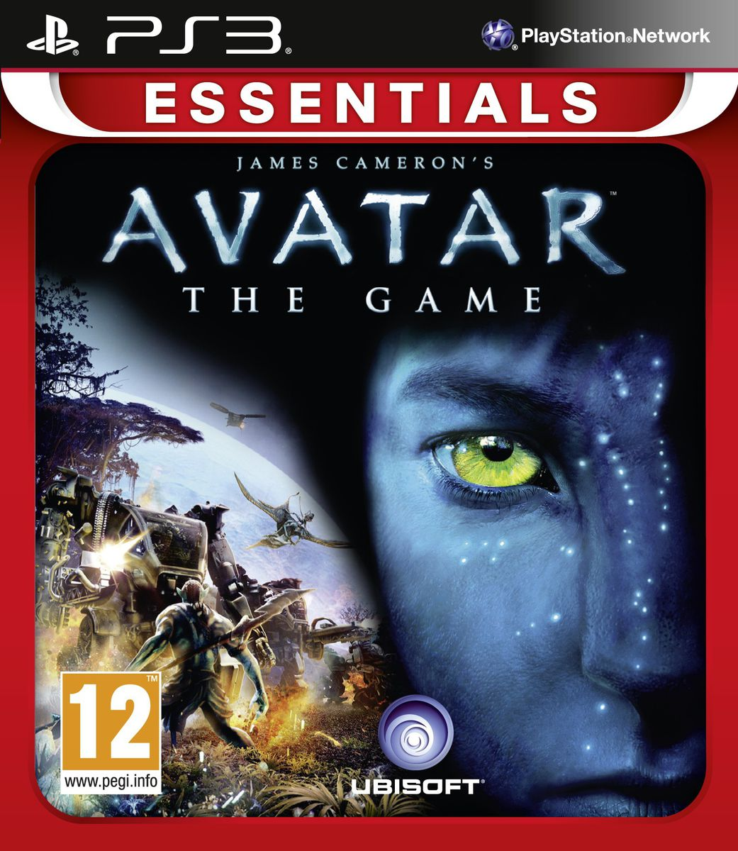 Avatar 3: James Cameron's Avatar:the Game (ps3 Essentials)