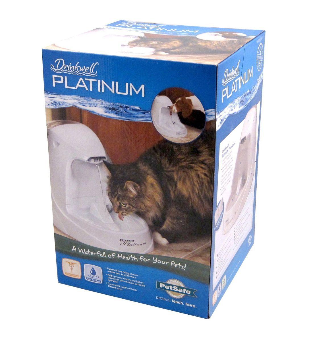 Drinkwell  5 Litre Platinum Pet Fountain