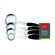 Legend - Premium Stainless Steel 4 Piece Measuring Spoons Set