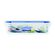 Lock and Lock - 600ml Square Food Storage Container