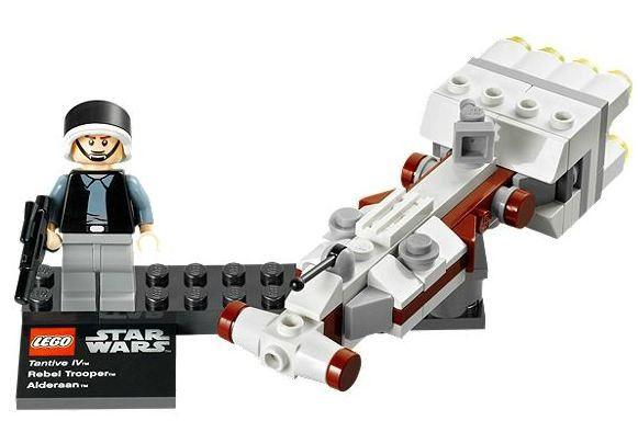 Lego Star Wars - Tantive Iv & Planet Alderaan | Buy Online in South ...