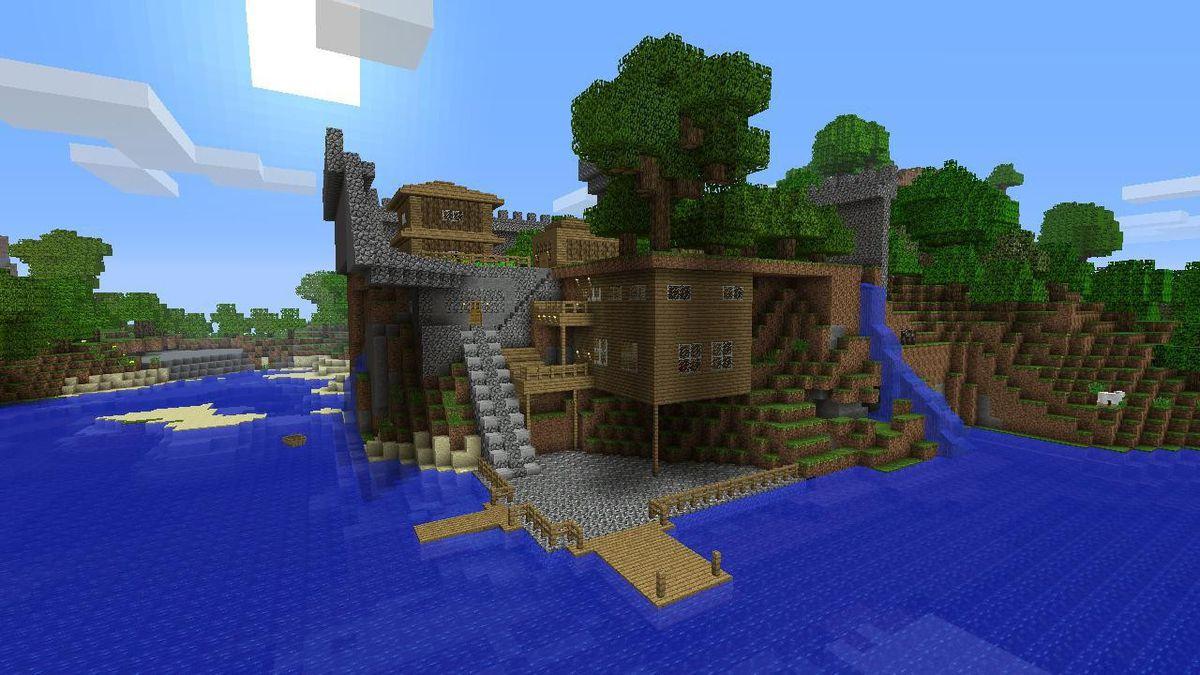 Minecraft Bedroom Xbox 360 Minecraft Xbox 360 Buy Online In South Africa Takealotcom