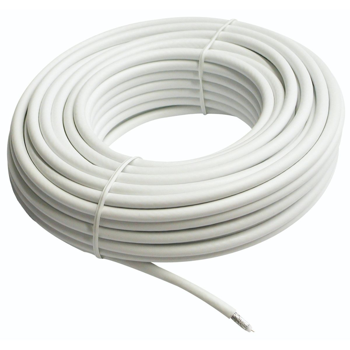 ellies coaxial tv cable 20m buy online in south africa. Black Bedroom Furniture Sets. Home Design Ideas