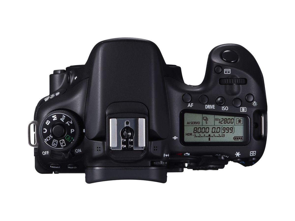 Canon 70d Dslr Body Only | Buy Online in South Africa | takealot.com