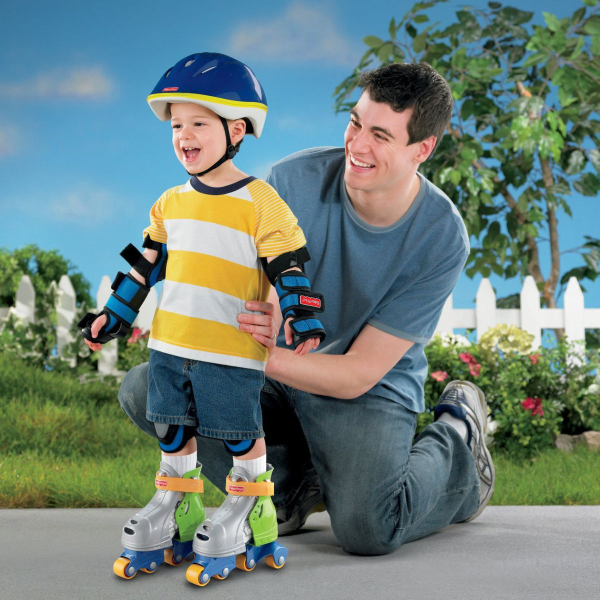 Roller skates south africa - Fisher Price Grow With Me 1 2 3 Inline Skates