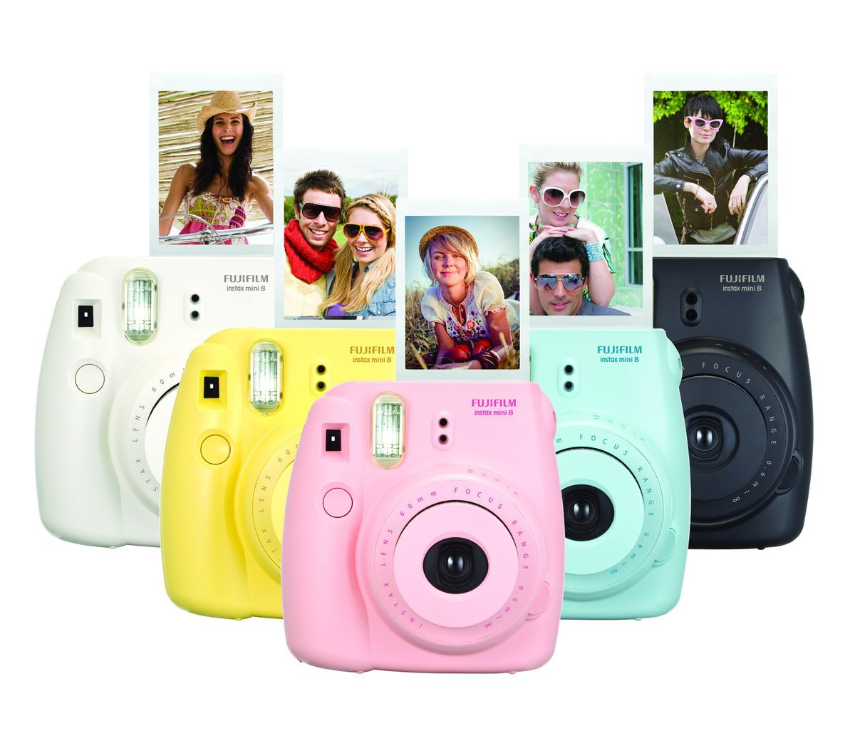 Fujifilm Instax Mini 8 Camera Blue | Buy Online in South Africa ...