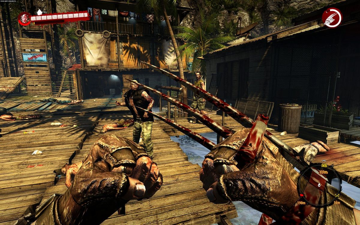 how to play dead island online xbox 360