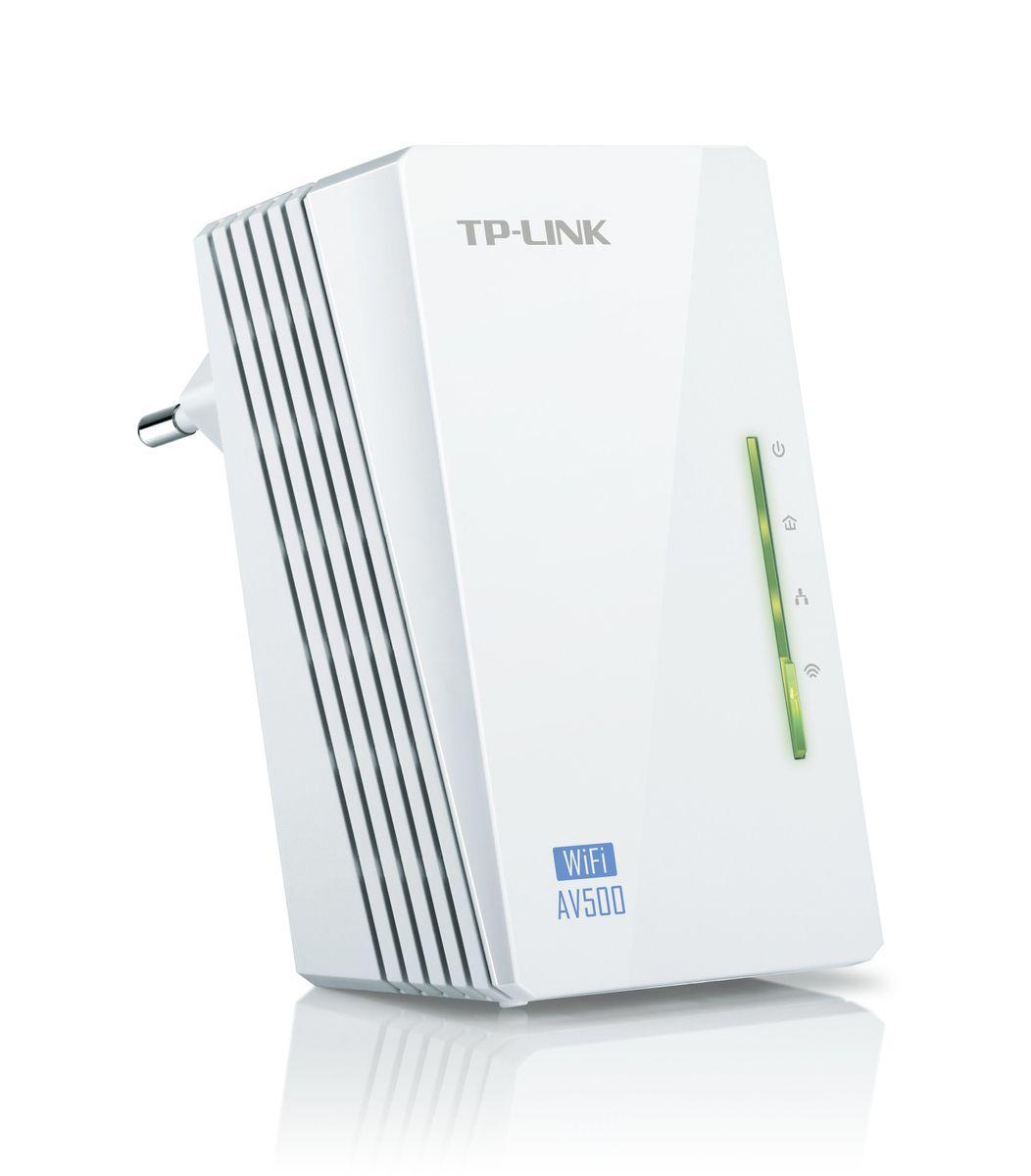 Tp-link Av500 - 300mbps 2-port Wifi Powerline Extender ...