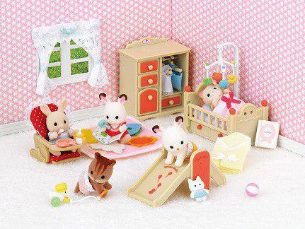 Sylvanian Families Sylvanian Family Baby Room Set Buy Online in