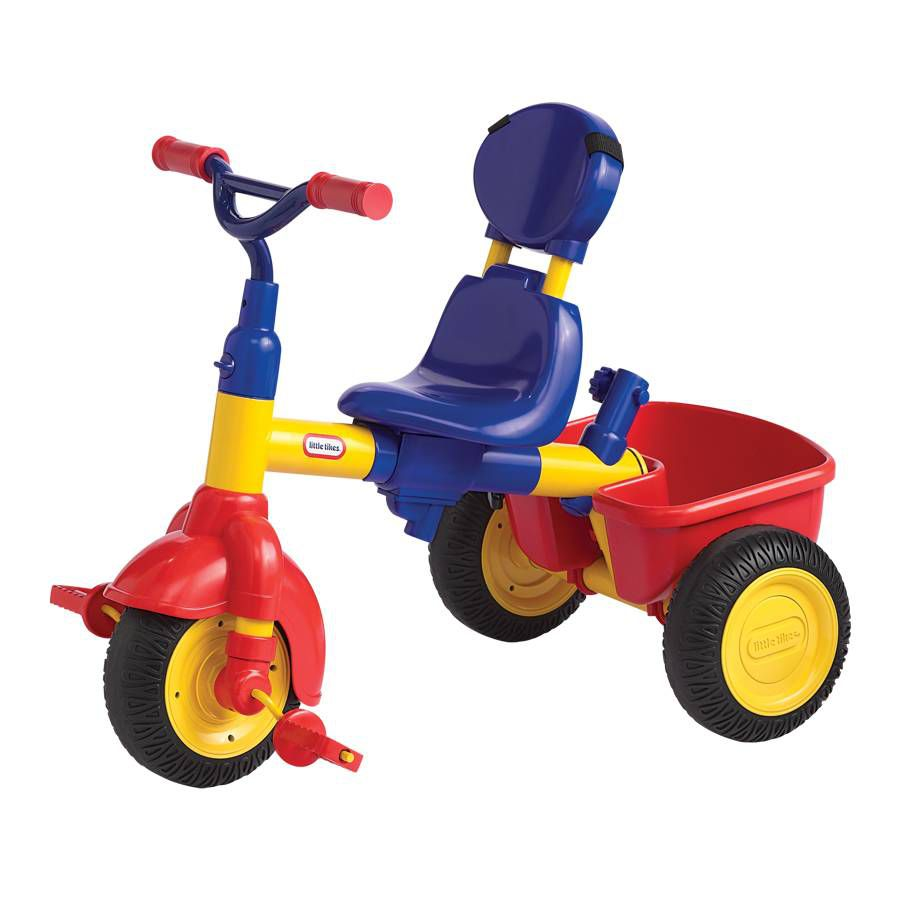 Little Tikes 3 In 1 Trike Primary Colours | Buy Online in South ...