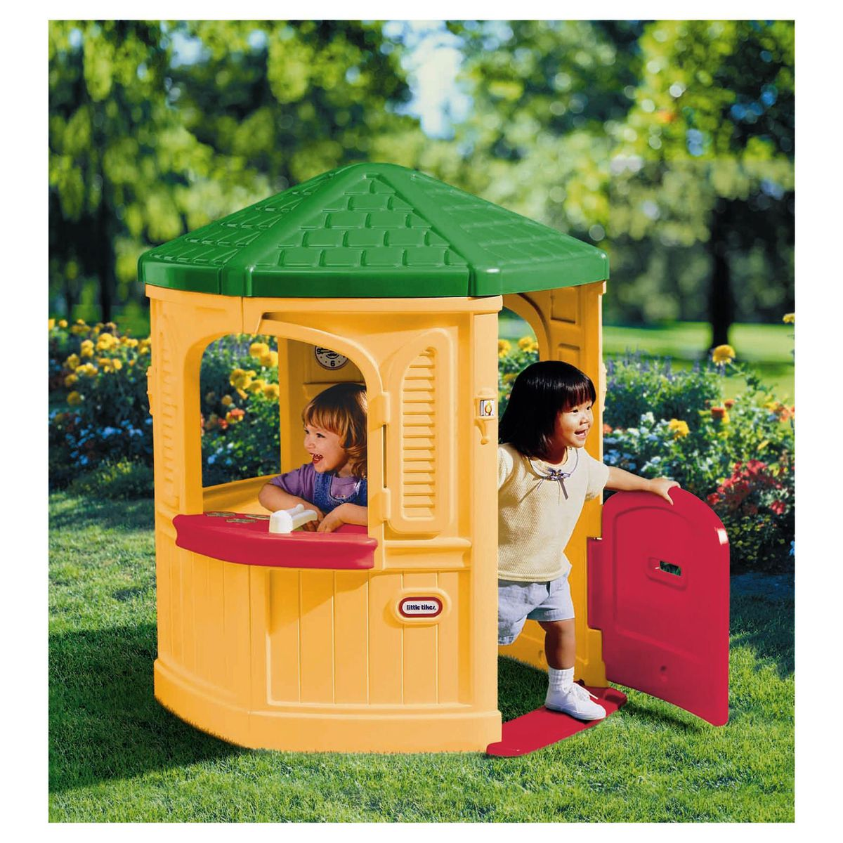 Cosy Little Tikes Home Garden Playhouse.  Little Tikes Cozy Cottage Play House Buy Online in South Africa