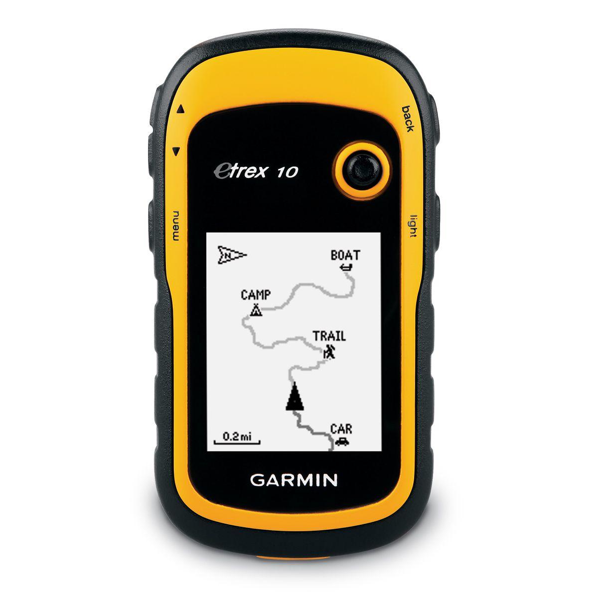 Garmin Etrex  Handheld Gps Yellow