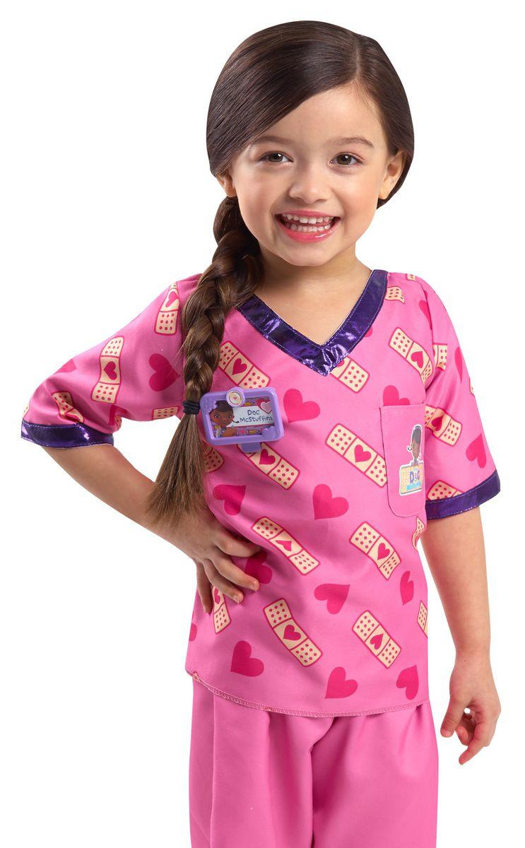 Disney Doc Mcstuffins Doc Mcstuffins Scrubs Playset | Buy Online ...