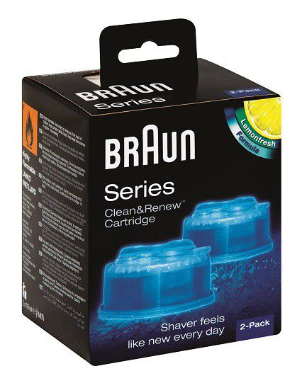 braun series 3 cleaning instructions