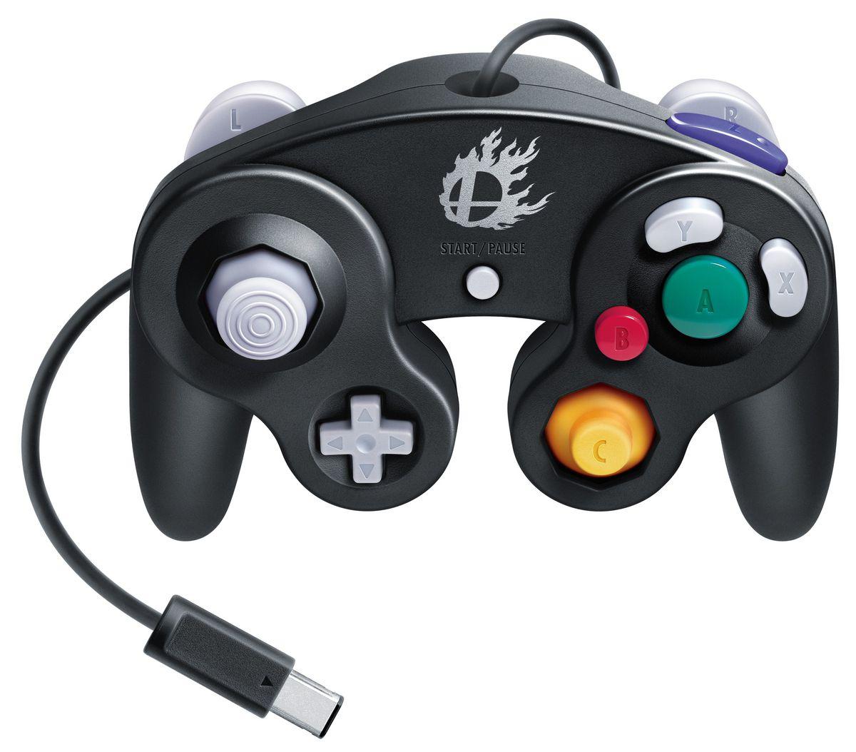 ... Gamecube Controller Smash Bros Edition (Wii U)