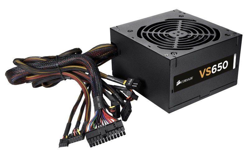 Power Supply Unit : Corsair vs series w power supply unit buy